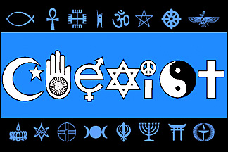 coexist flag