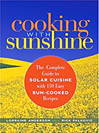 cooking with sunshine recipe book