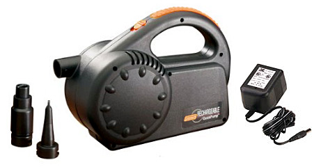 cordless rechargeable air pump