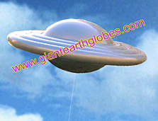 ufo infatable balloon