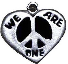 peace we are one jewelry